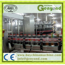 Fully Automatic Carbonated Drinks Production Line