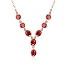Colgante redondo occidental de la resina Collar plateado oro de Rose