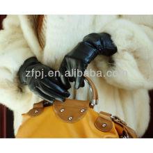 basic pattern fashion lady glove