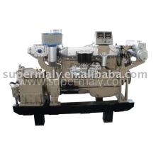 Ensemble de moteur diesel marin (10-1000kW)