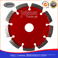 Od125mm Concreto de ranurado de corte de diamante Hoja de sierra
