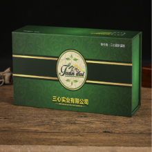 Professional custom - made tea gift boxes.