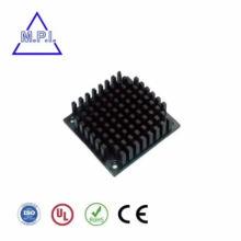 CNC-Fräsen Ersatzteile aus eloxiertem Aluminium