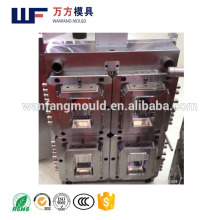 Zhejiang taizhou OEM plastic crisper food container injection mould/plastic crisper food container injection mold