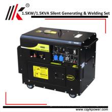 4kw 4.5kva / 5kva generator kopf zum verkauf billig tragbare schweißer generatoren 4kw tragbare diesel schweißgenerator