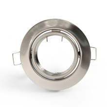 Round Gu10 Mr16 Halogen Adjustable Ceiling Downlight Spotlight Fittings