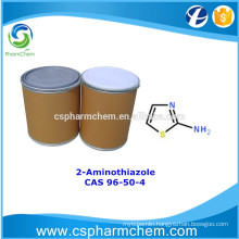 2-Aminothiazole, CAS 96-50-4, pharmaceutical intermediates