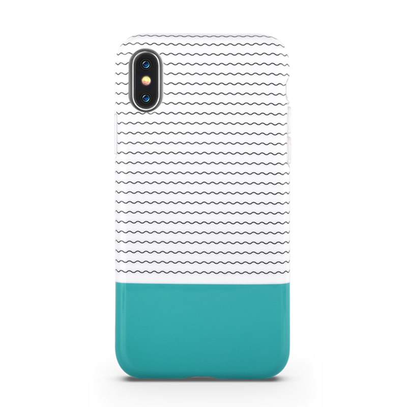 Line Iphone x Cover Case