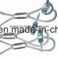 Fertigbeton-Hebungsring-Kupplung mit Drahtseil für Bau-Hardware (2.5T)