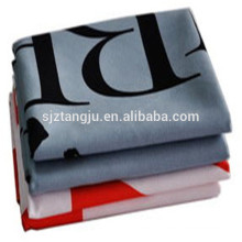 Microfiber towel fabric roll, yoga fitness microfiber hand towel