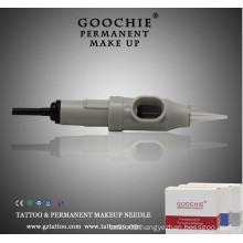 Disposable Cartridge Tattoo Needle, Permanent Makeup Needles