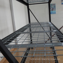 Warehouse storage system industrial racking