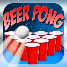 10oz disposable plastic cup for beer pong games supplier