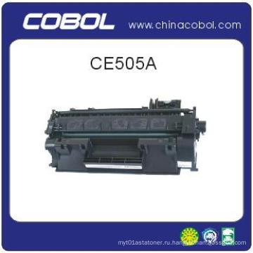 BK Картридж с тонером HP CE505
