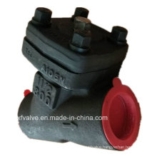 ANSI Forged Steel A105 Thread End NPT Y Type Strainers