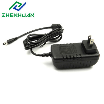 12 volt 2500ma wall mounted charger adapter 30w
