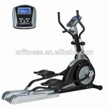 Entrenador de gimnasia integrado / equipamiento deportivo / venta caliente Máquina elíptica