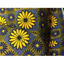 Afrikanisches Hollandaise neues Design 100% Baumwolle Großhandel Ankara Stoff