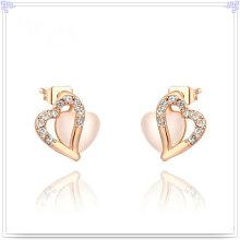 Accesorios de moda joyería de cristal pendiente de aleación (ae188)