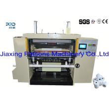 De alta calidad de rodillo térmico Slitter Winder Machinery