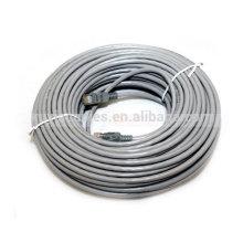 De alta velocidad 50 pies Cat5e UTP 24AWG rj45 Patch Cable Lan Cable