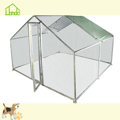 Poultry Dog Rabbit Hen Cage Pen Metal Door
