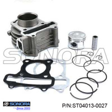 GY6 70cc 139QBM Zylinder Kit 44mm