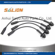 Cable de ignición / cable de bujía para gran pared de seguridad (SL-0601)