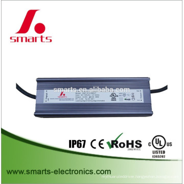 triac dimmable 12v 96w led panel light driver with ce ul