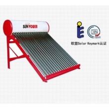 Solar Water Heater Vacuum Tube Unpressurized (SPC)