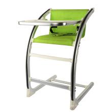 Multifuncional bebé plegable mesa de comedor con sillas