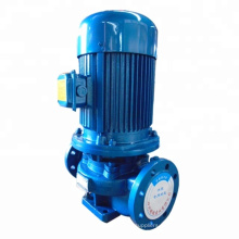 ISG series vertical single stage end suction centrifugal pump