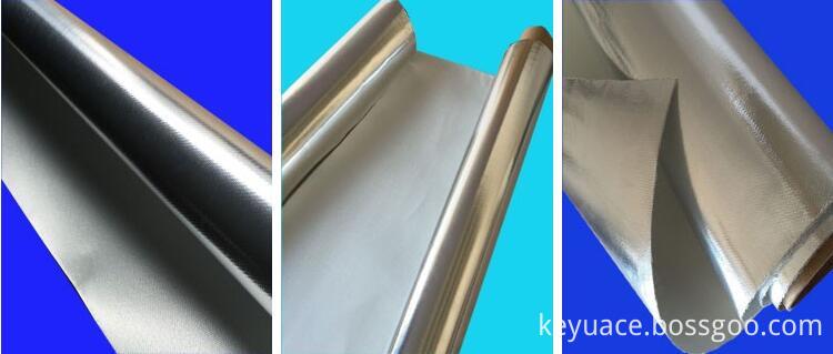 Aluminum Foil Fiber Glass Cloths
