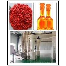 100% reines Goji-Samenöl aus Qinghai 100% reines Goji-Samenöl aus Qinghai Beschreibung: