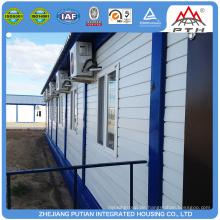 Containerbox für soziale Wohnungsbauprojekte