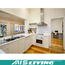 Foshan Factory Small White Kitchen Cabinets Furniture (AIS-K380)