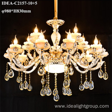 antique brass crystal baccarat chandelier pendant lights