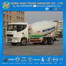 CAMC H08 9-10cbm Concrete Mixer Truck