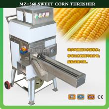 Máquina trilladora de maíz dulce