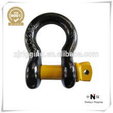 Heavy duty safety pins BOW SHACKLE G209