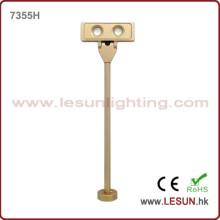 Яркость ювелирные изделия 2W светодиодный свет шкафа LC7355h