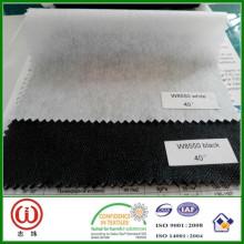 50% polyester 50% nylon W8550 dot fuse interlining