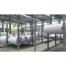 Blank Pure Cotton Fabric Roll für den Digitaldruck