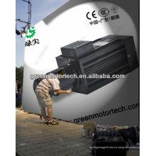 Motor de sierra eléctrica chino para trabajar la madera con grado de protección IP44