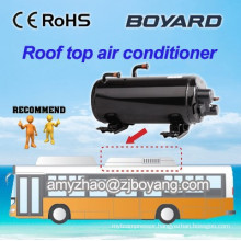 ceiling mounted air conditioner with R407C rotary horizontal compressor