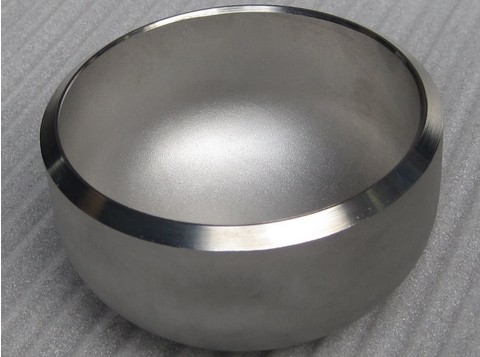 Butt Welded Wrought stainless Steel Cap as per ASTM A403