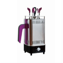 Electric Vertical Barbecue Grill for Home Use