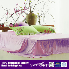 Eco-friendly Luxury Hotel Cotton Duvet Cover,Bedding Covers Set Queen Size