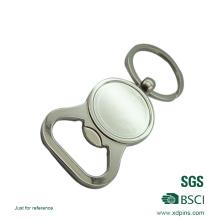 Abrelatas de metal de alta calidad con logotipo de impresión (xd-03173)