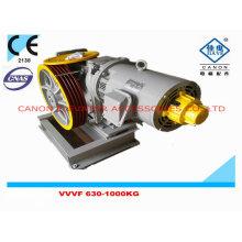 Machine de traction de 500 à 800KG VVVF ascenseur canon